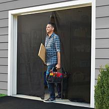 Magic Mesh™ Hands-Free Screen Door Garage