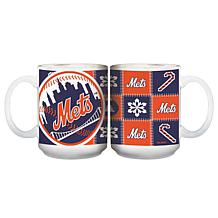 Major League Baseball Ugly Sweater Mug
