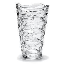 """Mikasa Atlantic 11"""" Crystal Vase"""