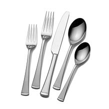 Mikasa Gourmet Basics Contempo  20pc Flatware Set