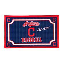 MLB Embossed Door Mat - Cleveland Indians