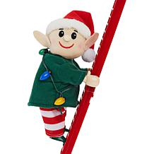 Mr. Christmas Musical Mini Climber