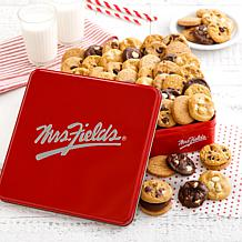 Mrs. Fields 60-piece Nibblers® Cookies Signature Tin