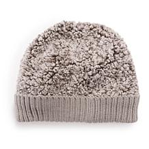 MUK LUKS® Men's Frosted Sherpa Cuff Cap