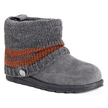 MUK LUKS Patti Knit Cuff Short Boot