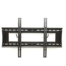 Mustang Low-Profile Flat-Panel TV Tilt Mount and 10' HDMI Cable
