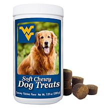 NCAA Soft Chewy Dog Treats - West Virginia