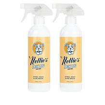 Nellie's Fresh Dog Waterless Shampoo 2-pack