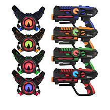 Nesstoy Armogear Laser Tag Set - 4-pack