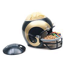 NFL Plastic Snack Helmet - Rams
