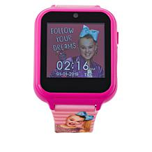 Nickelodeon JoJo Siwa Kids' Interactive Smart Watch