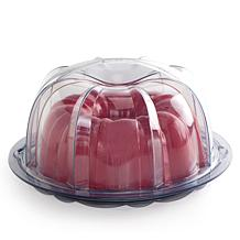 Nordic Ware Cake Keeper and 12-Cup Bundt Cake Pan