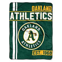 Northwest Company Officially Licensed Athletics Walk Off Micro Throw