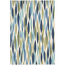 Waverly Sun n' Shade Bits & Pieces Area Rug