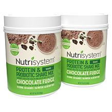 Nutrisystem 28 Days of Flavor Shake Mix Powder 2-pack