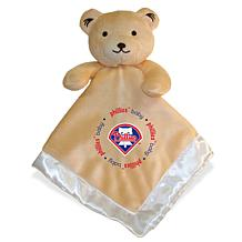 "Officially Licensed MLB 14"" Snuggle-Bear Blanket - Phillies"