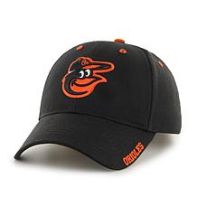 Officially Licensed MLB Frost Adjustable Hat  - Baltimore Orioles