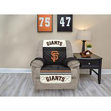 Officially Licensed MLB  Recliner Furniture Protector - Giants