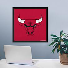 """Officially Licensed NBA 23"""" Felt Wall Banner - Chicago"""