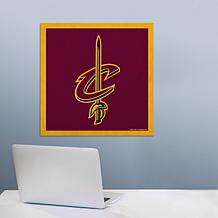 """Officially Licensed NBA 23"""" Felt Wall Banner - Cleveland"""