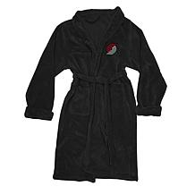 Officially Licensed NBA 349 L/XL Bathrobe - Trailblazers