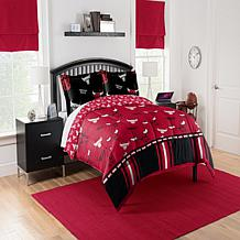 Officially Licensed NBA Full Bed In a Bag Set - Chicago Bulls