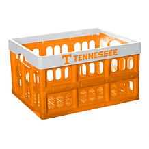 Officially Licensed NCAA Collapsible Crate - Tennessee