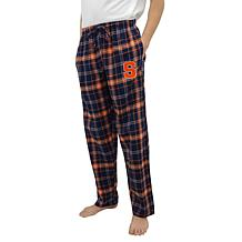 Officially Licensed NCAA Concepts Sport Men's Flannel Pant - Syracuse