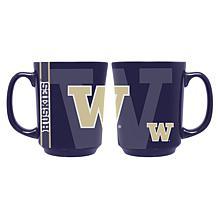 Officially Licensed NCAA Reflective 11 oz. Coffee Mug - Washington