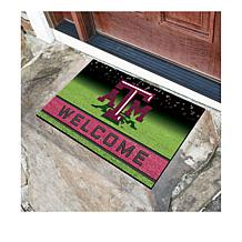 Officially Licensed NCAA Rubber Door Mat