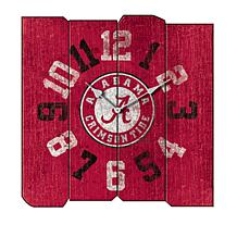 Officially Licensed NCAASquare Clock