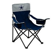 Officially Licensed NFL Big Boy Deluxe Folding Chair