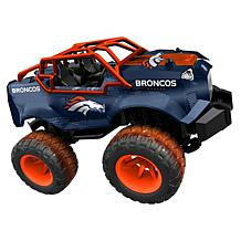 Officially Licensed NFL Remote Control Monster Trucks
