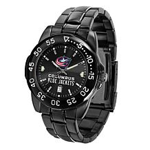 Officially Licensed NHL Columbus Blue Jackets FantomSport AC Watch