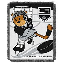 Officially Licensed NHL Field Baby Throw - Kings