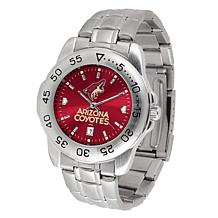 Officially Licensed NHL Sport Steel Series Watch - Arizona Coyotes