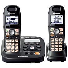 Panasonic DECT 6.0+ Digital Cordless Phone System