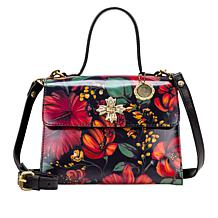 Patricia Nash Ellora Leather Multi-Compartment Bag