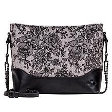 Patricia Nash Salvina Chantilly Lace Shoulder Bag