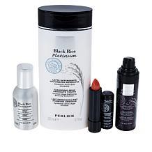 Perlier Black Rice 4-piece Set