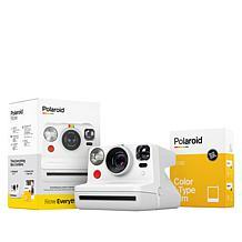 Polaroid Now Instant Camera Bundle with Film