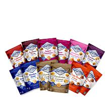 Popsalot 12-count Assorted Popcorn Passport Collection