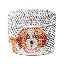 PRAI Ageless Throat & Decolletage Creme- Maggie Dog Jar