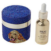 PRAI Beauty 24K Oil Drops & 24K Gold Wrinkle Repair Creme