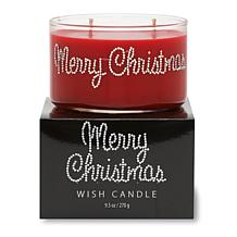 Primal Elements Merry Christmas Wish Candle