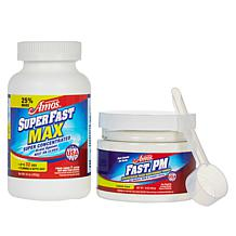 Professor Amos SuperFast Max Concentrated Drain Powder 2pk