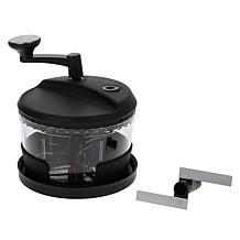 Progressive PL8 Professional 3-Cup Manual Food Processor