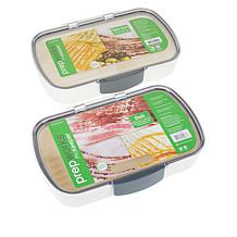 Progressive Prepworks 2-piece Full and Split Deli Prokeepers