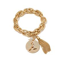 "R.J. Graziano ""Let's Get Personal"" Initial Bracelet"