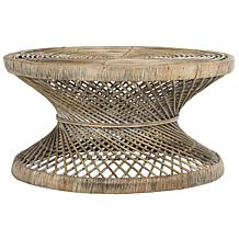 Safavieh Grimson Large Bowed Coffee Table